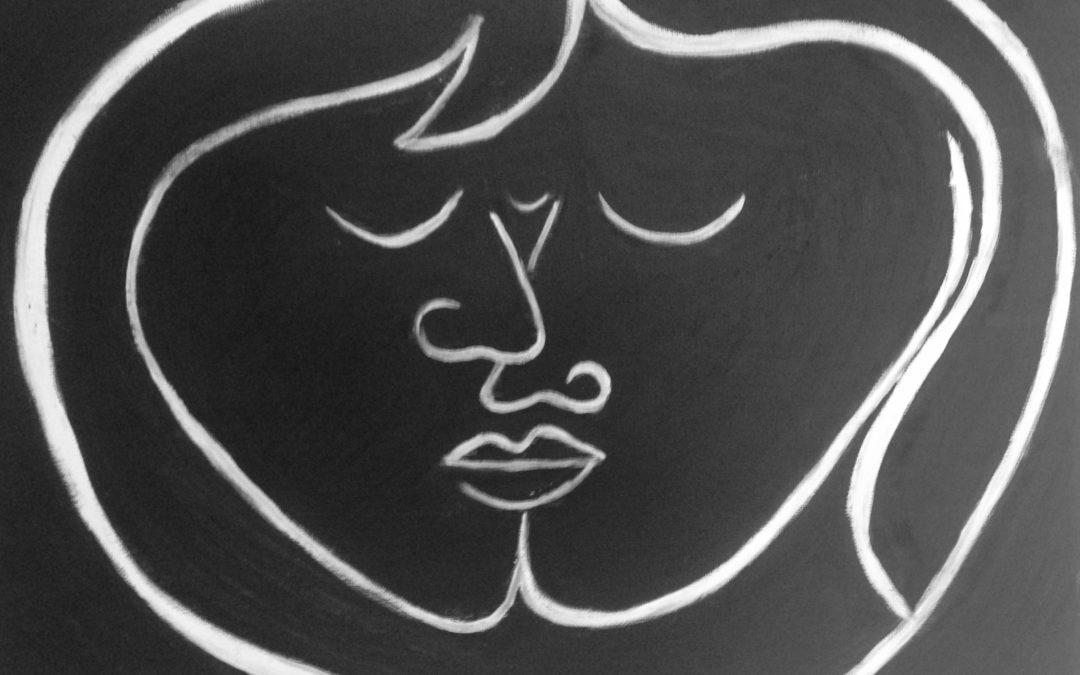 BLACK & WHITE KISS